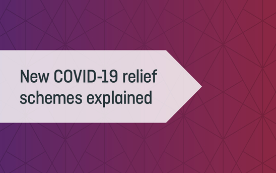 COVID 19 Relief Explained